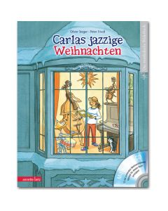 Carlas jazzige Weihnachten (inkl. CD)