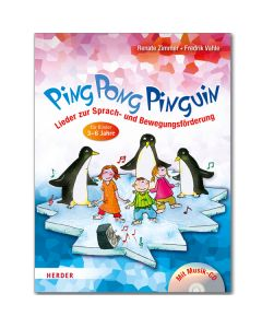 Ping Pong Pinguin (ink. CD)