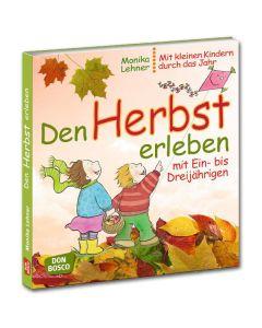 Den Herbst erleben mit Ein- bis Dreijährigen