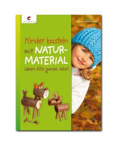 Kinder basteln mit Naturmaterial