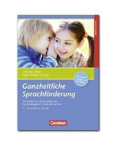 Ganzheitliche Sprachförderung (inkl. CD-ROM)