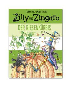 Zilly und der Riesenkürbis