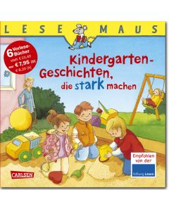 Kindergarten-Geschichten, die stark machen