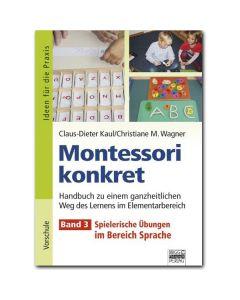 Montessori konkret (Band 3)
