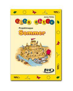 Kita aktiv: 'Projektmappe Sommer'