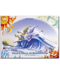Plitsch & Platsch, die Wasserzwillinge (Band 3)