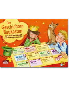 Der Geschichtenbaukasten (Kinderspiel)