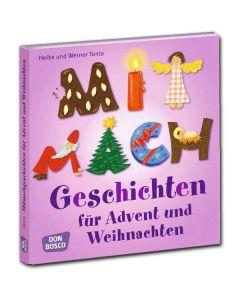 Mitmachgeschichten für Advent und Weihnachten