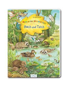 Mein erstes Wimmelbuch: Bach und Teich