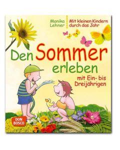 Den Sommer erleben mit Ein- bis Dreijährigen