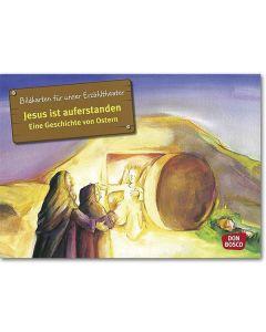 Jesus ist auferstanden (Bildkarten für unser Erzähltheater)