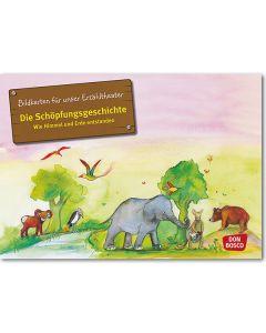 Die Schöpfungsgeschichte (Bildkarten für unser Erzähltheater)