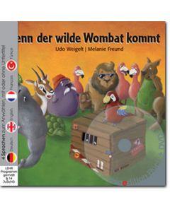Wenn der wilde Wombat kommt (inkl. DVD)