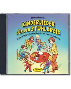 Kinderlieder für den Stuhlkreis (CD)