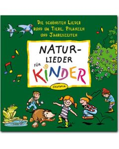 NATUR-Lieder für KINDER (CD)