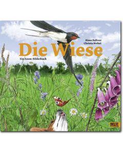Die Wiese - ein Zoom-Bilderbuch