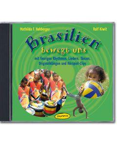 Brasilien bewegt uns (CD)