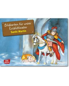 Sankt Martin (Bildkarten für unser Erzähltheater)