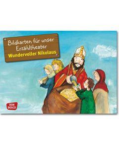 Wundervoller Nikolaus (Bildkarten für unser Erzähltheater)