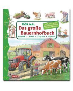 Hör mal: Das große Bauernhofbuch (inkl. Tonmodulen)