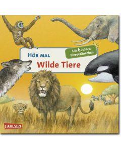 Hör mal - Wilde Tiere (inkl. Tonmodul)