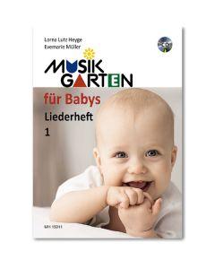 Musikgarten für Babys, Liederheft l (m. Audio-CD)