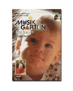 Musikgarten für Babys, Liederheft ll (m. Audio-CD)