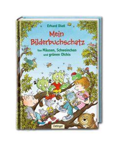 Mein Bilderbuchschatz. Von Mäusen, Schweinchen und grünen Olchis