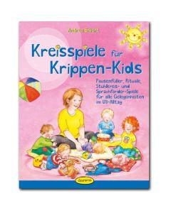 Kreisspiele für Krippen-Kids