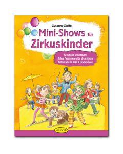 Mini-Shows für Zirkuskinder (inkl. CD)