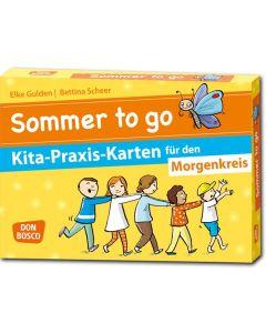 Sommer to go - Kita-Praxis-Karten für den Morgenkreis