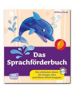 Das Sprachförderbuch (inkl. CD)