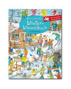 Mein schönstes Winter-Wimmelbuch