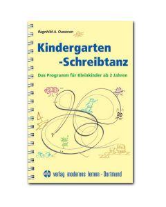 Kindergarten-Schreibtanz (inkl. CD)