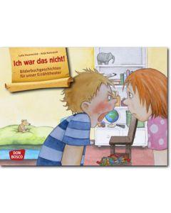 Bildkarten f. Erzähltheater: Ich war das nicht!