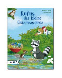 Rufus, der kleine Osterwaschbär