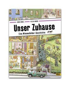 Unser Zuhause - Eine Wimmelbilder-Geschichte