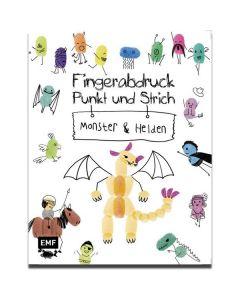Fingerabdruck, Punkt und Strich - Monster und Helden