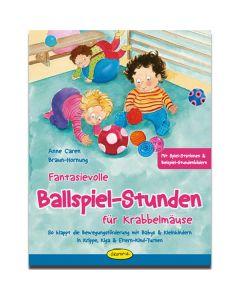 Fantasievolle Ballspiel-Stunden für Krabbelmäuse