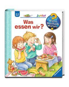 Wieso? Weshalb? Warum? Junior: Was essen wir?