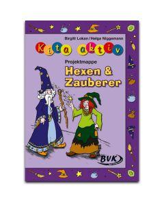 "Kita aktiv ""Projektmappe Hexen und Zauberer"""