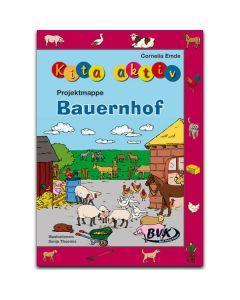 """Kita aktiv """"Projektmappe Bauernhof"""""""