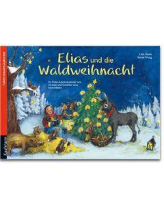 Elias und die Waldweihnacht (Folien-Adventskalender)
