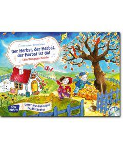 Der Herbst, der Herbst, der Herbst ist da! (Bildkarten für unser musikalisches Erzähltheater)