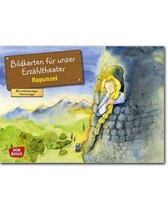 Rapunzel (Bildkarten für unser Erzähltheater)