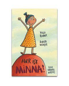 Hier ist Minna!