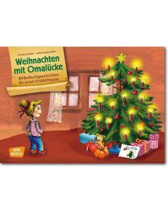 Weihnachten mit Omalücke (Bildkarten für unser Erzähltheater)