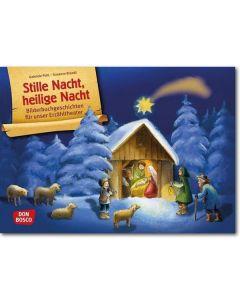 Stille Nacht, heilige Nacht (Bildkarten für unser Erzähltheater)