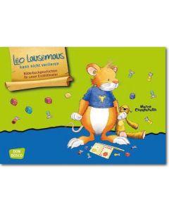 Leo Lausemaus kann nicht verlieren (Bildkarten für unser Erzähltheater)