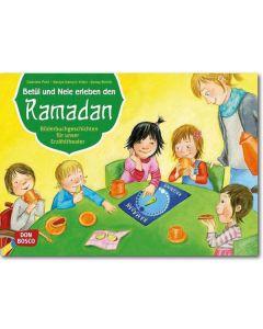 Betül und Nele erleben den Ramadan (Bildkarten für unser Erzähltheater)